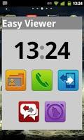 Screenshot of easyViewer BIG FONT & Keyboard