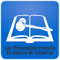 Canary Ecological Impact Prev, logo