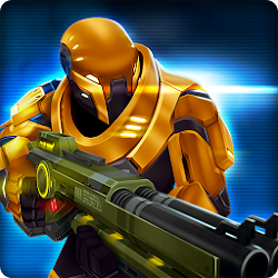 Neon Shadow v1.34 Hack Apk Mod (Unlimited Ammo/Health)