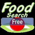 フードサーチ Free icon