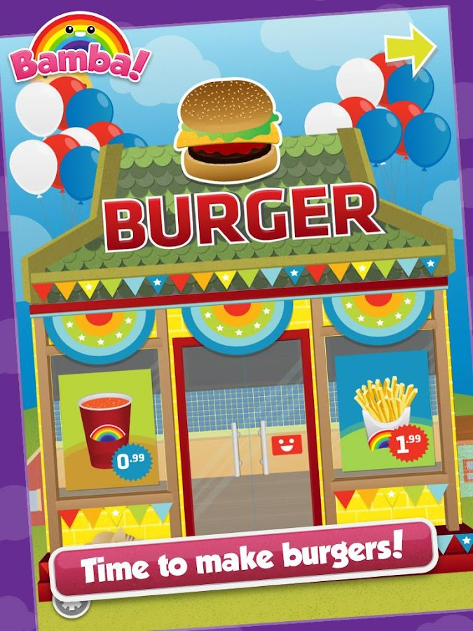 Bamba Burger- screenshot