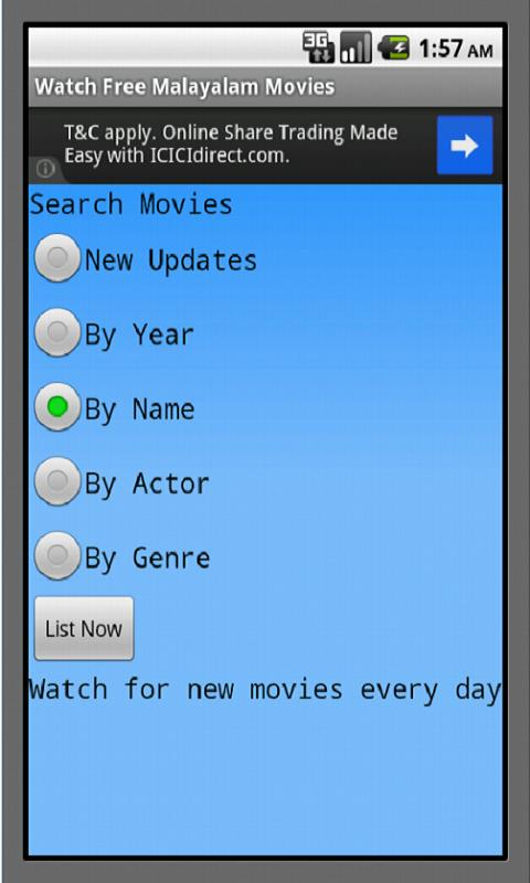Watch Free Malayalam Movies - screenshot