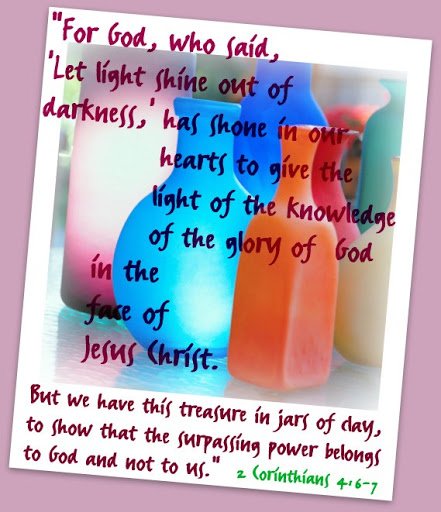 WFW - Treasure in Jars of Clay