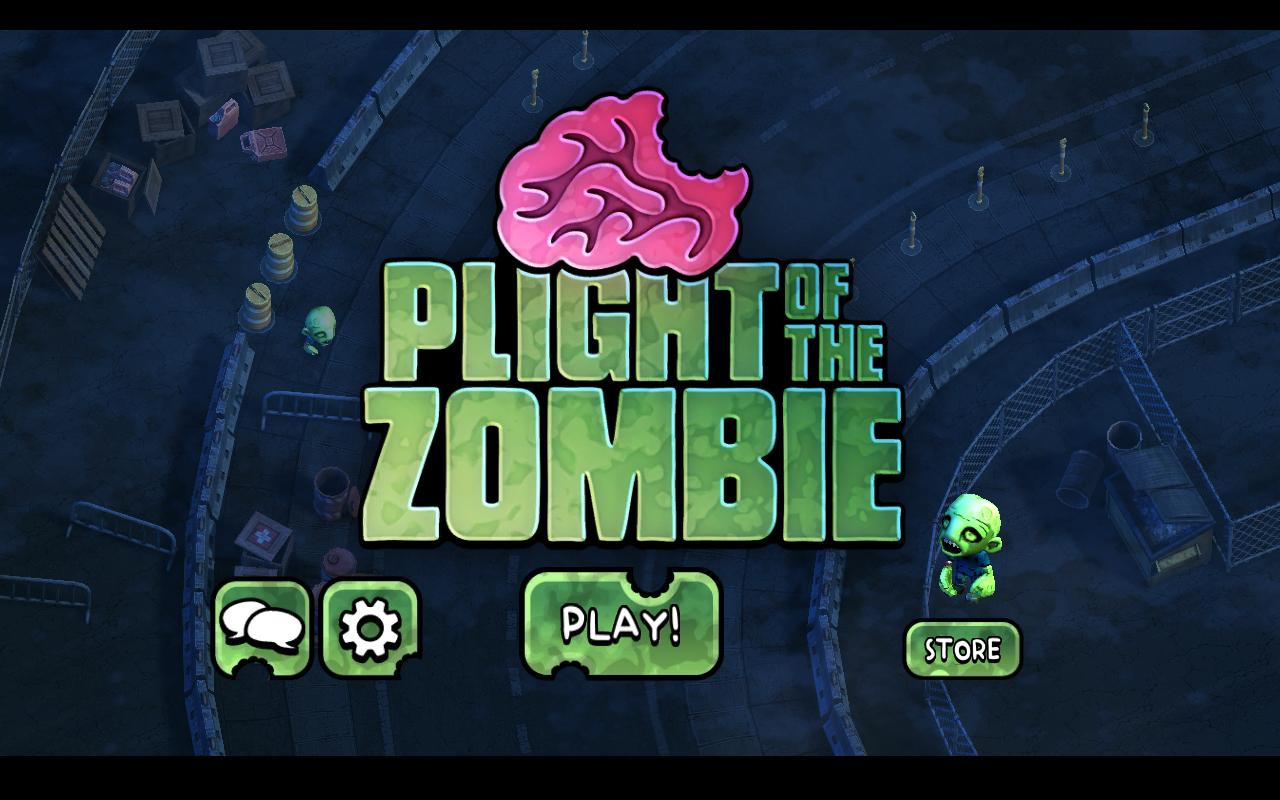 Plight of the Zombie - screenshot