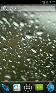 Rainy Day HD. Video Wallpaper. - screenshot thumbnail
