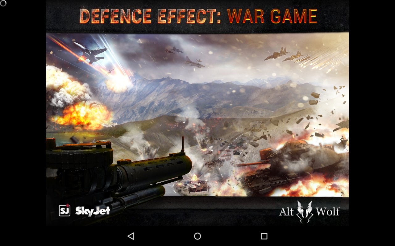 Defence Effect HD- screenshot