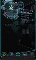 Screenshot of Thank Next Launcher Theme