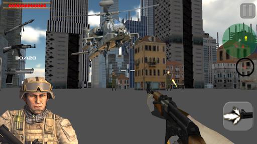 Commando Furious City War