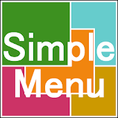Simple Menu Home