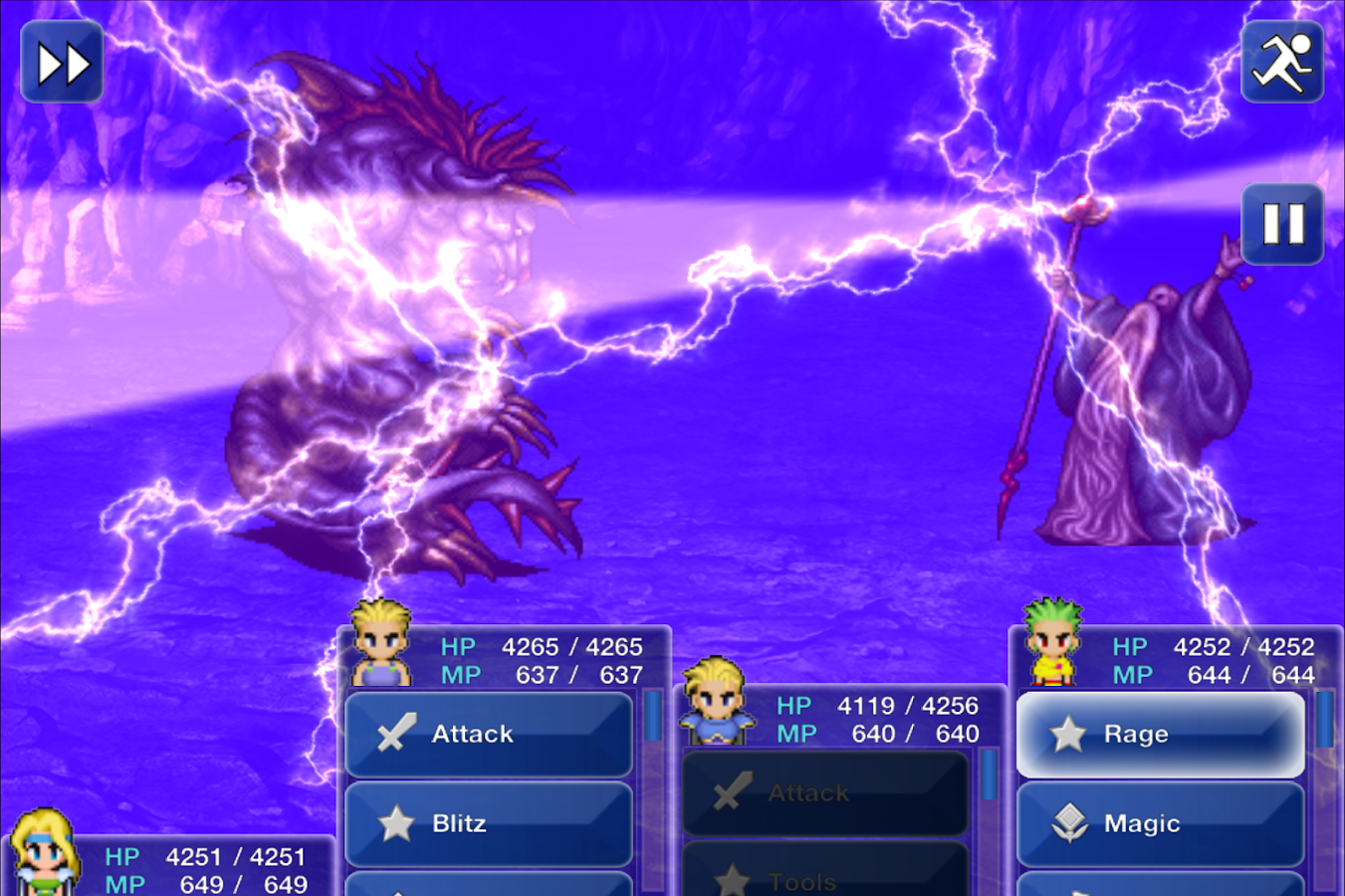 FINAL FANTASY VI - screenshot