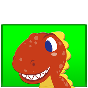 Dinosaurs game for kids Icon