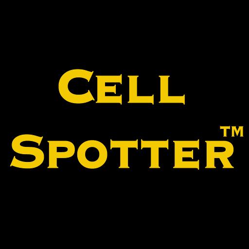 CellSpotter GPS Location Share LOGO-APP點子