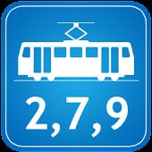 Расписание трамваев Ижевска
