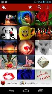 Best Greeting Cards HD - screenshot thumbnail