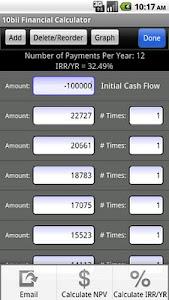 10bii Financial Calculator v3.0.25 (build 25)