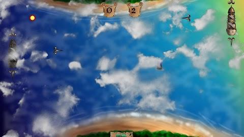 Super Pirate Paddle Battle Screenshot 19