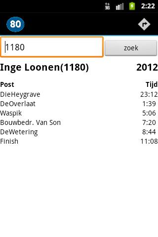 【免費健康App】80 van de Langstraat (2013)-APP點子