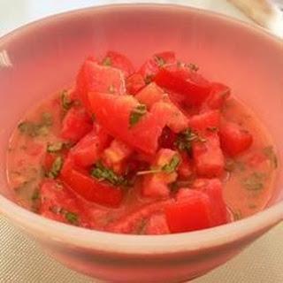 Tomato Tang Salad Dressing.