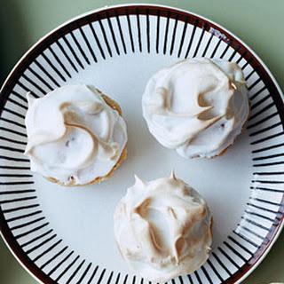 Pineapple Macadamia Nut Meringue Pies