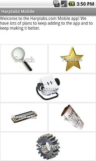 Harptabs Mobile Key
