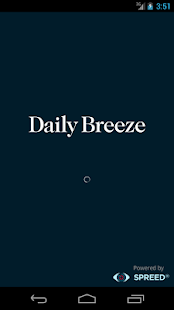 Torrance Daily Breeze - screenshot thumbnail