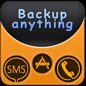 Backup Anything