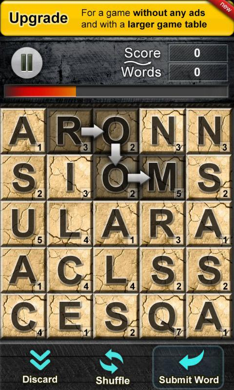 Word Smith- screenshot