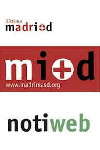 Notiweb - screenshot thumbnail