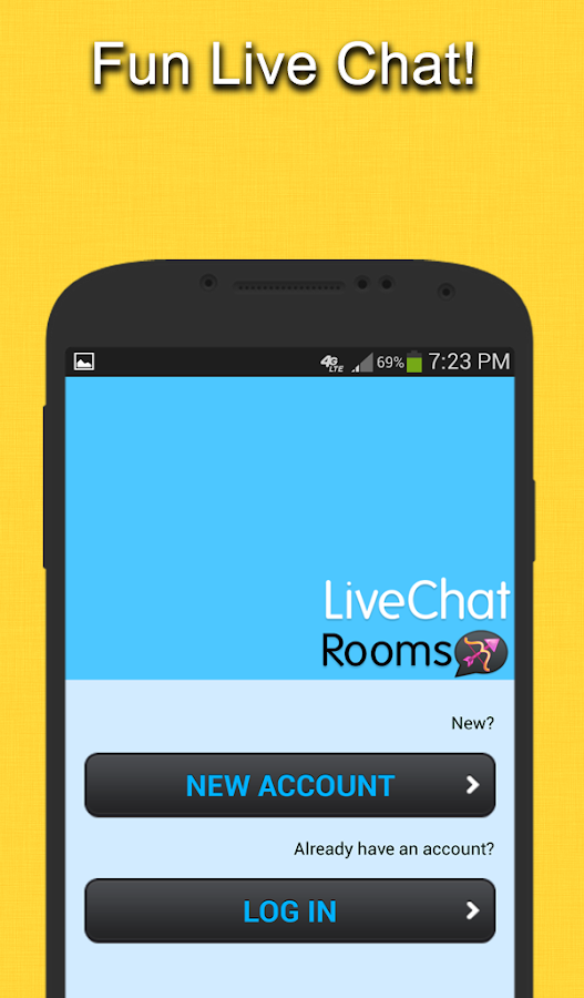 live online chat room live chat rooms android apps on play 16548