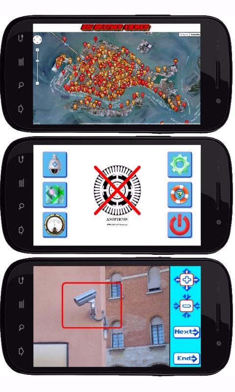 Anopticon Mobile- screenshot