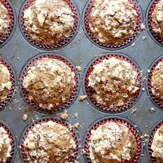 Coffee Coffee Cake Muffins.