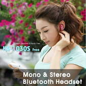 Bluetooth Headset from Korea