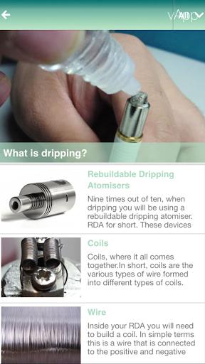 【免費生活App】vApp - vaping, dripping, e-cig-APP點子