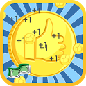 Coin Clicker - Be Rich! icon