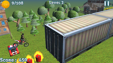 Stunt Bike Race 3D Free 1.0.4 screenshot 135236