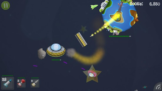 Smashing Planets- screenshot thumbnail