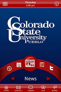 CSU - Pueblo - screenshot thumbnail