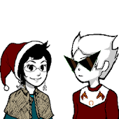 Homestuck Christmas Wallpapers