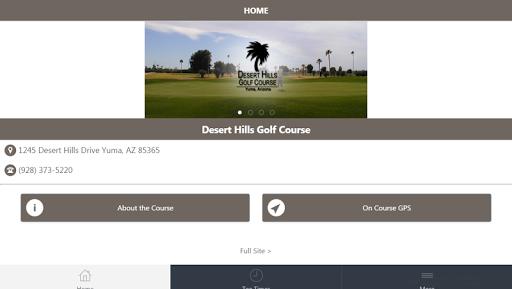 City of Yuma Golf