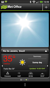 Met Office Weather Application v1.6.4