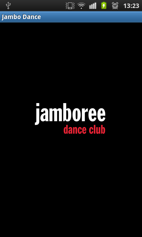 Jamboree Dance- screenshot