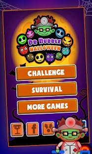 Doctor Bubble Halloween - screenshot thumbnail