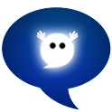 GO SMS Ghost Theme icon