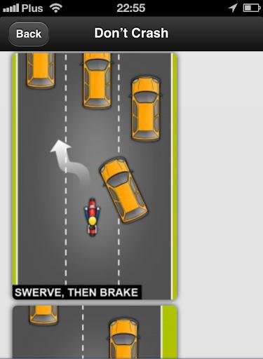 摩托車駕駛技巧