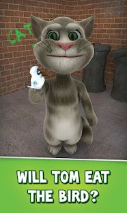 Talking Tom Cat - screenshot thumbnail