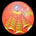 Lunar New year Firecracker icon