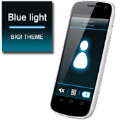 BIG! caller ID Theme BlueLight