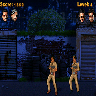 Shootout At Wadala Game - screenshot thumbnail