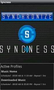 Syncness Wifi Sync Music/Files - screenshot thumbnail