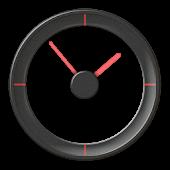 Analog Clock 1 - UCCW skin